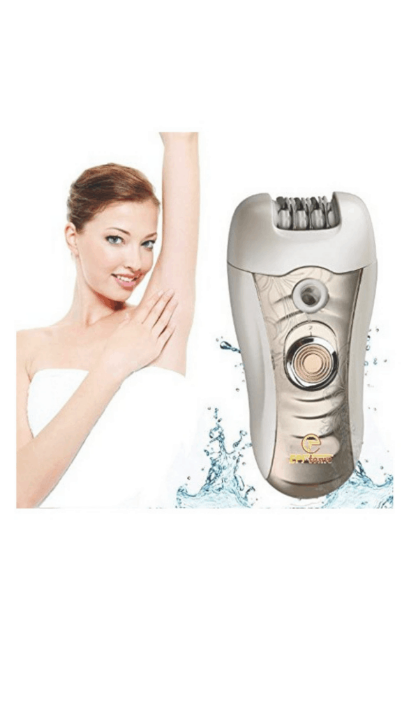 Epitome 3 in 1 Rechargeable Epilator  in India